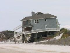A house built on sand