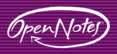 OpenNotes logo