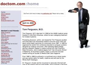 DocTom.com's site