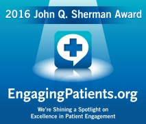 EngagingPatients.org Sherman Award2016-large