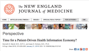 NEJM Mandl article