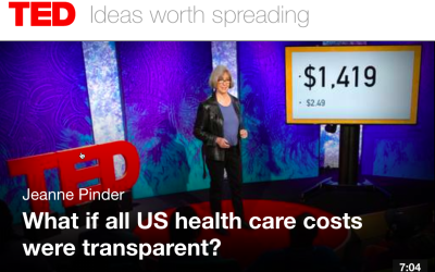 SPM member Jeanne Pinder on TED home page