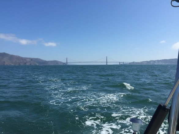 San Francisco to Santa Barbara