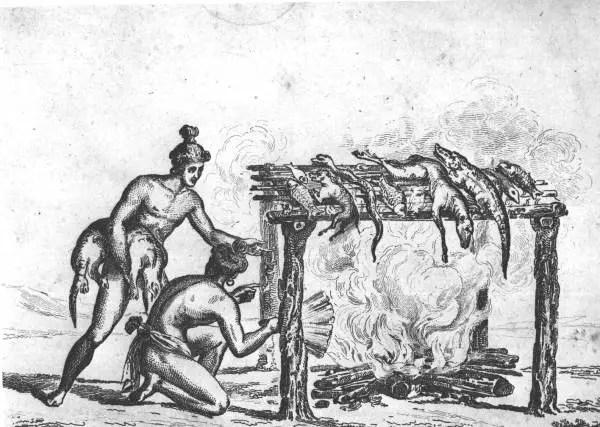 ancient food dehydration