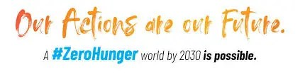 zero hunger by 2030
