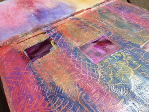 Read more about the article Art Journaling Class with Stephanie Block
