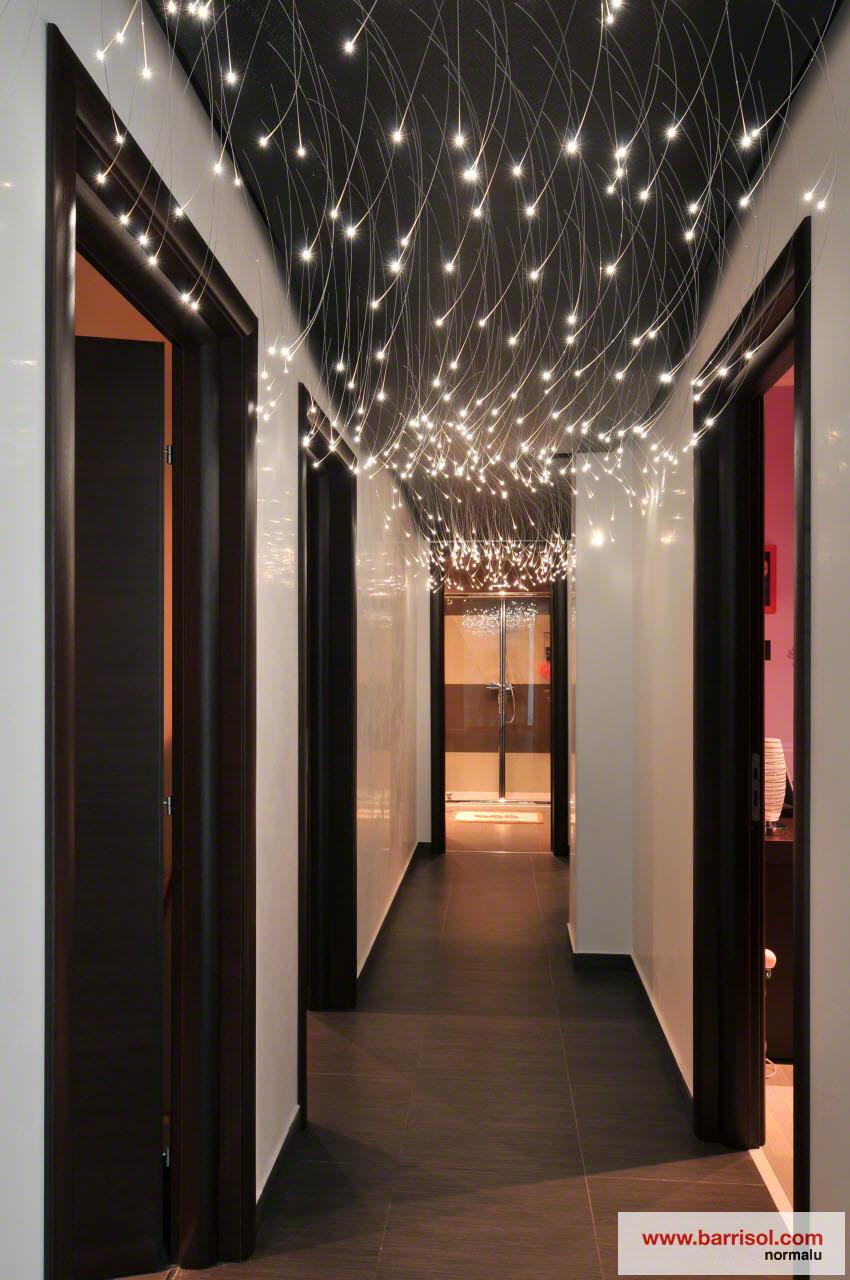 Couloir Le Plafond Tendu Barrisol Dans Votre Couloir