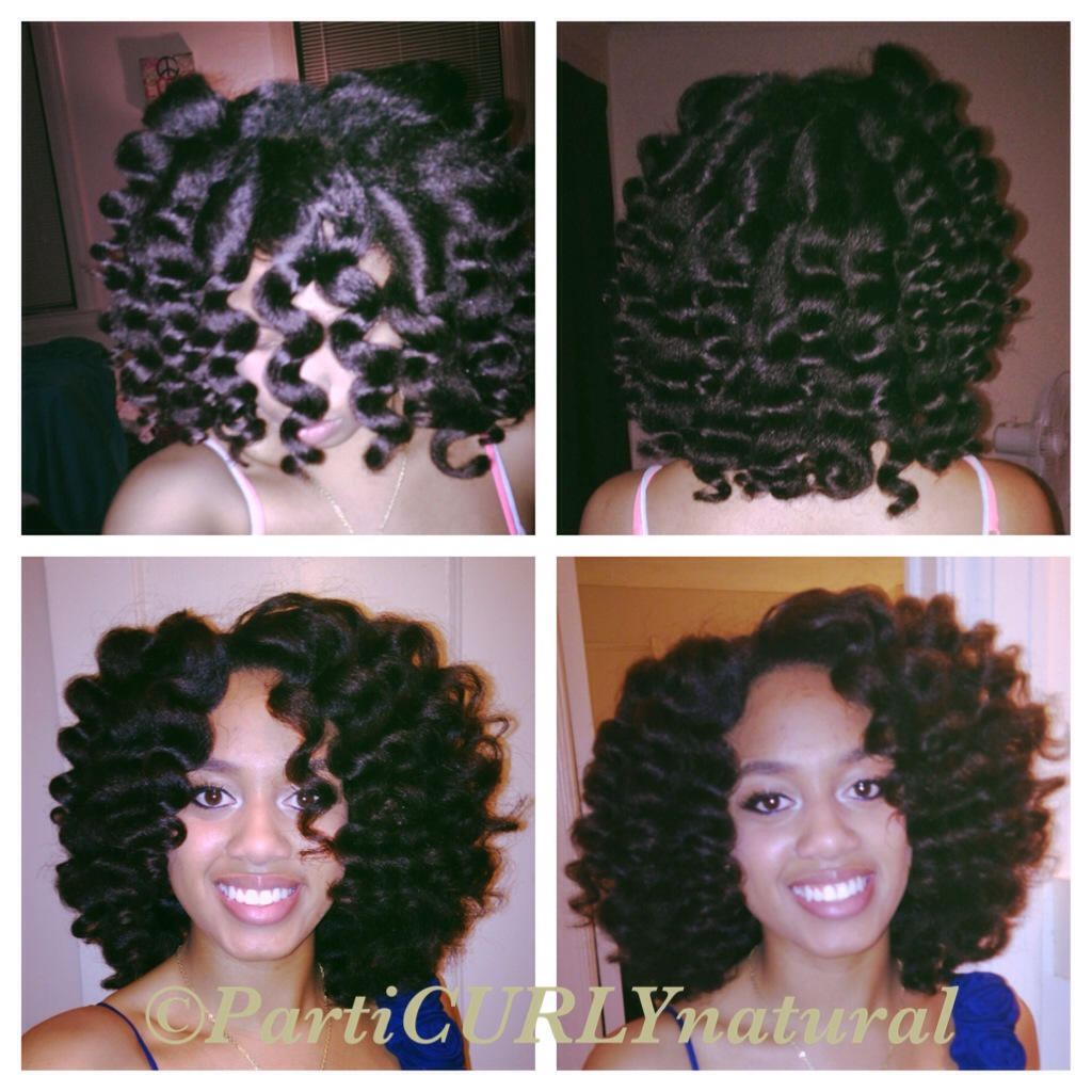 Natural Hair PartiCURLYnatural