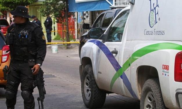 Seis homicidios en las últimas horas en la metrópoli