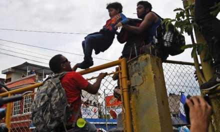 Más de 10 mil centroamericanos conforman el éxodo migrante