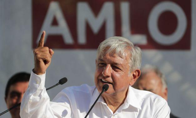 López Obrador dará informe de gobierno en el Zócalo capitalino