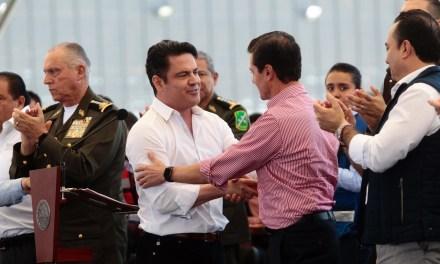 "Peña Nieto minimiza fallas en Línea 3, ""son normales"", afirma"