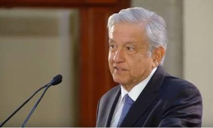"""Asignación de recursos para universidades públicas fue """"un error"""": López Obrador"""