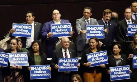 Celebra López Obrador que el PAN se convierta en oposición