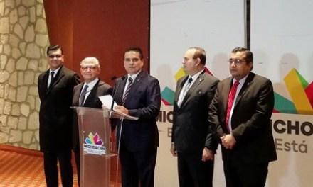 "Gobernador de Michoacán irá ante la SCJN contra ""superdelegados"" de AMLO"