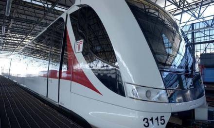 Alfaro y personal de la SCT recorrerán la inconclusa Línea 3