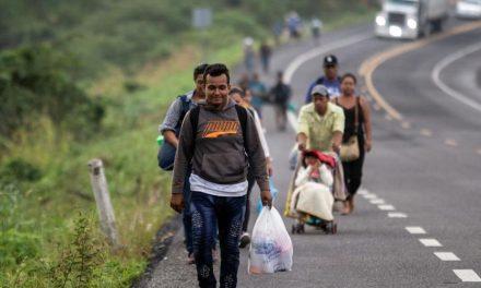 Nueva caravana migrante: La violencia no cede