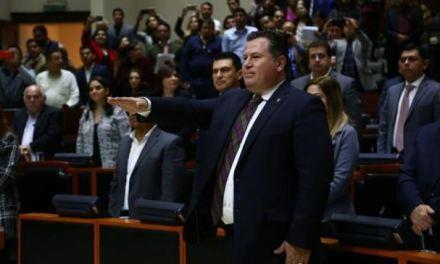 Se afianza Suro Gutiérrez como fiscal especializado en Delitos Electorales
