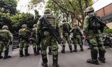 26 congresos han avalado la Guardia Nacional