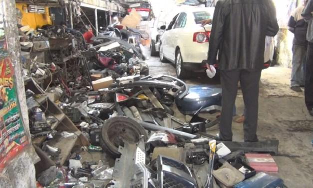 Robo de vehículos en Jalisco, a la alza