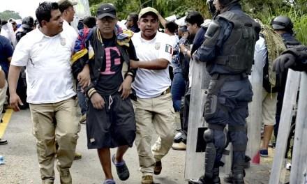 Del paso libre a la deportación