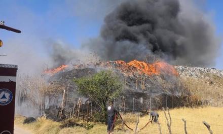 Activan alerta atmosférica en Degollado, Jalisco