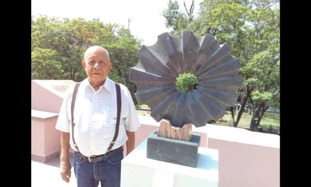 Estanislao Contreras expuso sus formas silenciosas en San Luis Potosí