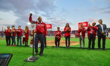 Nueva cara de béisbol en México