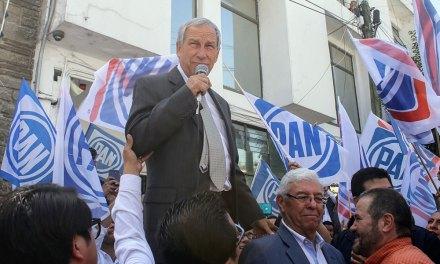 Desconoce candidato del PAN en Puebla relación con Indatcom
