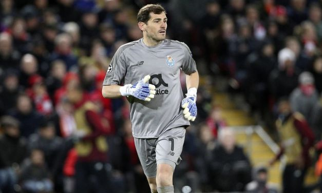 Iker Casillas es operado de emergencia tras sufrir infarto
