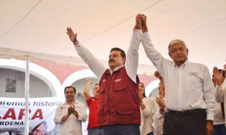 Si Lomelí es culpable de corrupción, sale del gobierno: López Obrador