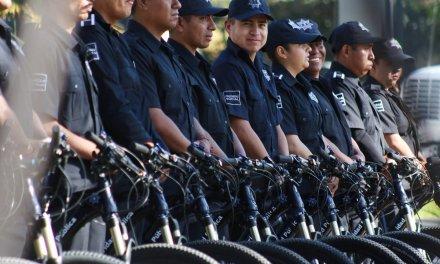 Policías de Tlajomulco patrullan con motos propias: Mural