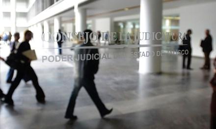 Harán paro de labores en Consejo de Judicatura ante nulo incremento salarial