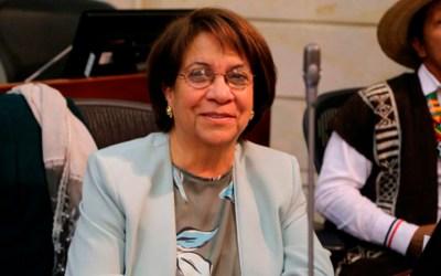 Arduo trabajo legislativo de la senadora Aída Avella en la presente legislatura de 2018