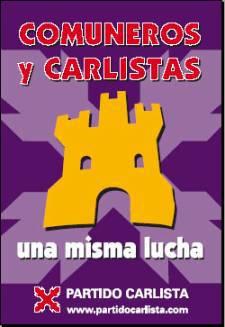 Comuneros y carlistas