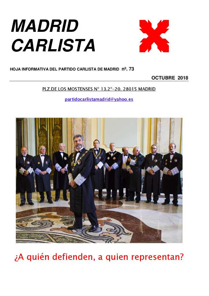 Madrid Calista 73