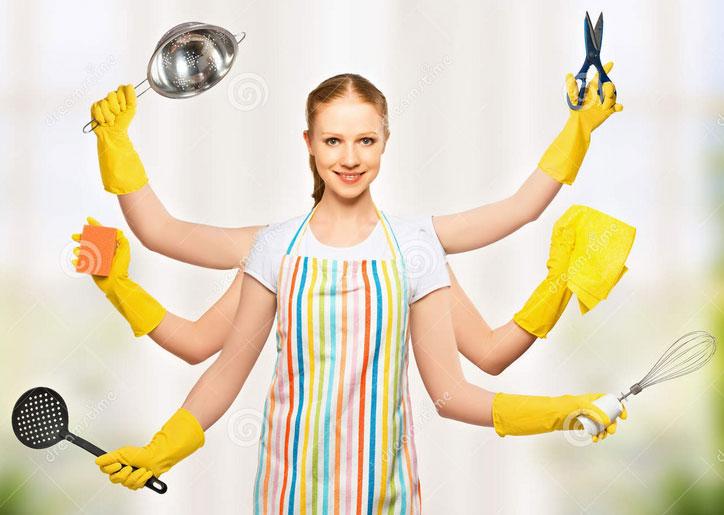 Reflexiones sobre el salario al ama de casa