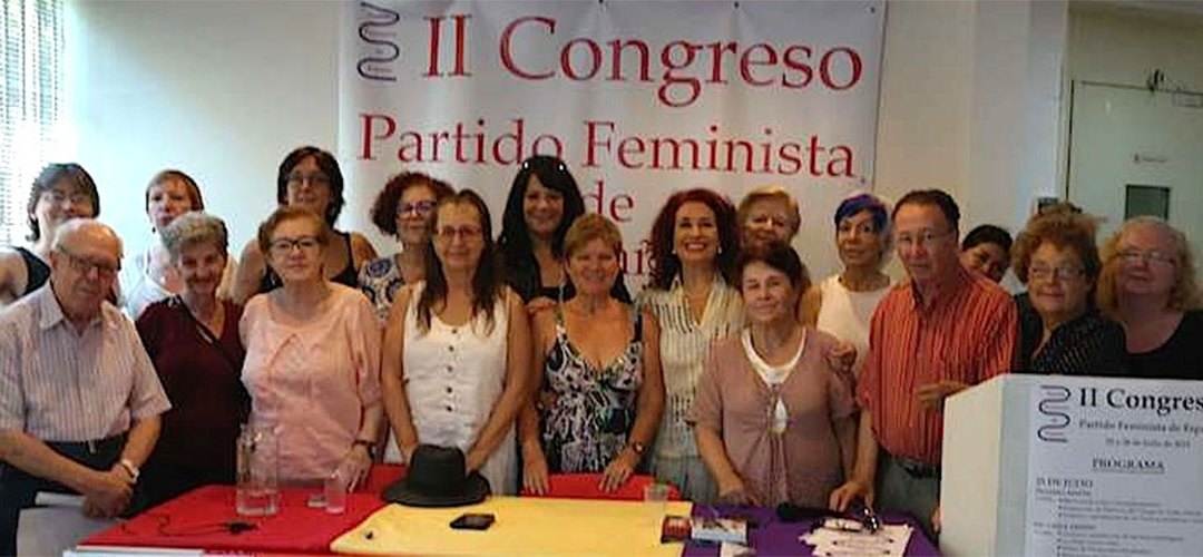 Los dos congresos del Partido Feminista