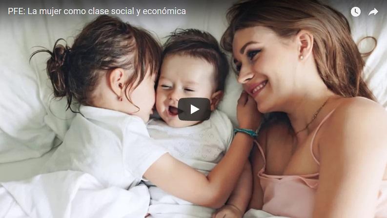 La mujer como clase social y económica