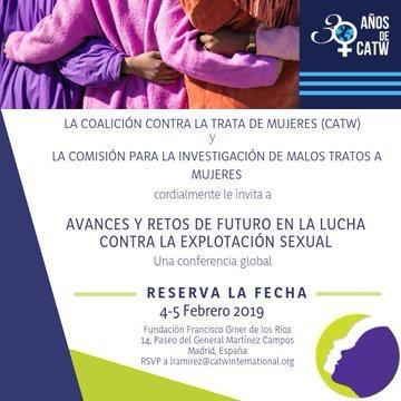 Avances y retos del futuro en la lucha contra la explotación sexual