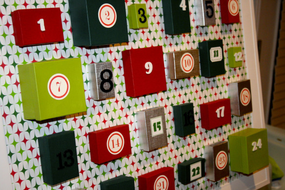 DIY Advent Calendar 04