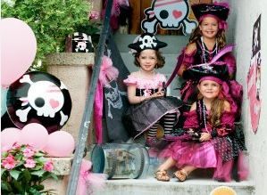 Girl Pirate Party 03