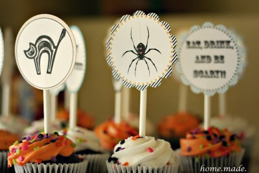 Halloween Cupcakes Ideas 19