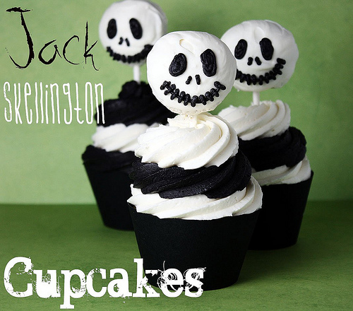 Halloween Cupcakes Ideas 23