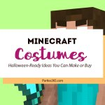 Minecraft Costume Ideas – To Make & To Buy