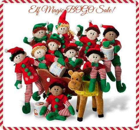 Elf Magic BOGO Sale