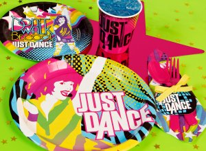 Just Dance Party Theme 04