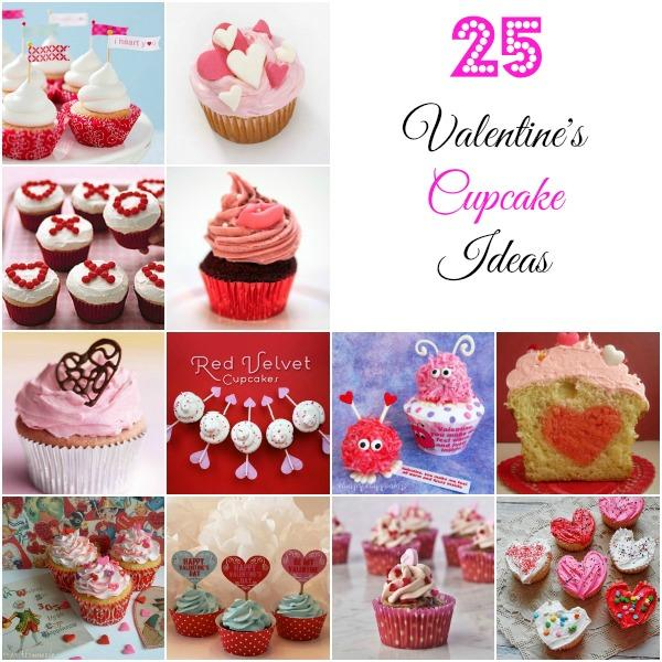 25 valentines cupcake ideas