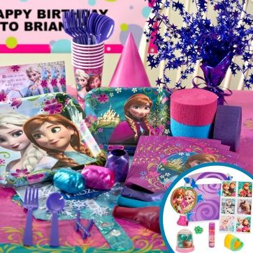 Disney Frozen Party Supplies 05