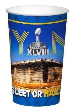 Super Bowl XLVIII Party Supplies 03